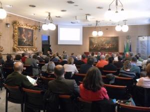 Grazie ai numerosi colleghi intervenuti e grazie al direttivo dell'OMCeO per la calorosa accoglienza!